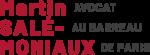 Cabinet d'avocat SALE-MONIAUX à Paris 1
