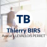 Maître Thierry BIRS avocat à Levallois-Perret